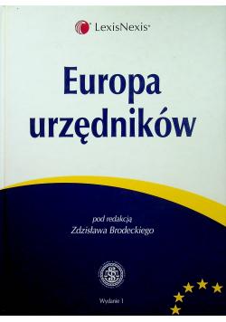 Europa urzędników