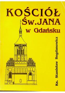 Kościół św Jana w Gdańsku