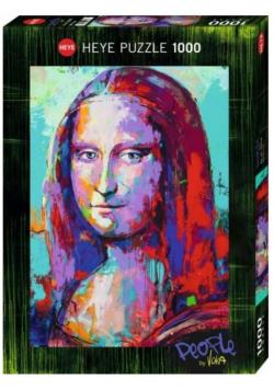 Puzzle 1000 Mona Lisa, Voka