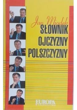 Słownik ojczyzny polszczyzny