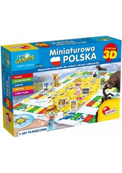 Mały Geniusz - Miniaturowa Polska 3D