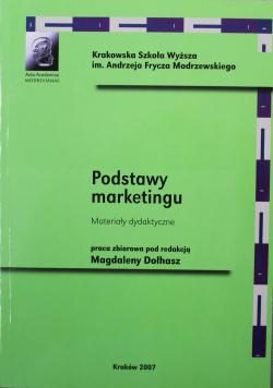 Podstawy marketingu Materiały dydaktyczne