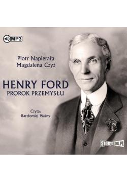 Henry Ford. Prorok przemysłu audiobook
