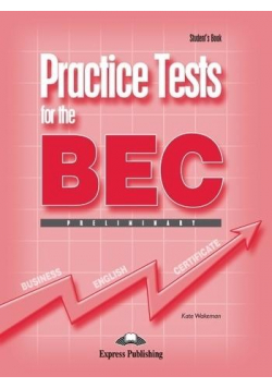 Practice Tests for the BEC Preliminary SB