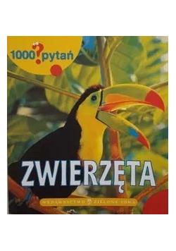 1000 pytań Zwierzęta