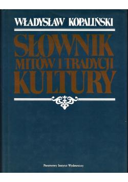 Słownik Mitów o Tradycji Kultury