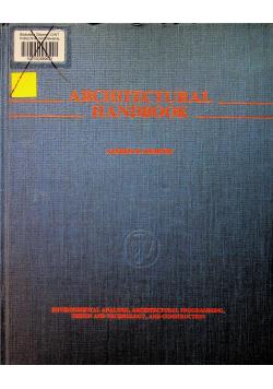 Architectural Handbook