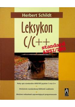 Leksykkon CC++