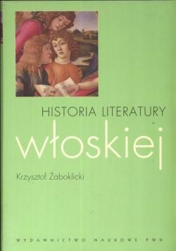 Historia literatury włoskiej