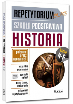 Repetytorium SP Historia kl.4-6 GREG