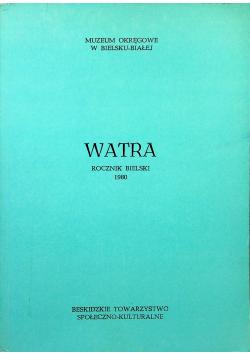 Watra Rocznik bielski 1980