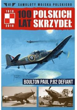 Samoloty Wojska Polskiego T.61 Boulton Paul...