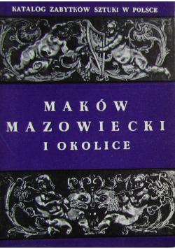 Maków Mazowiecki i okolice tom X zeszyt 7