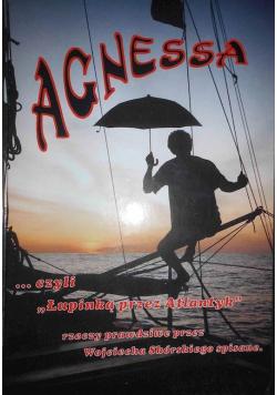 Agnessa Łupinką przez Atlantyk