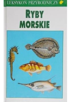 Leksykon przyrodniczy Ryby morskie