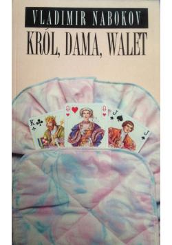 Król dama walet