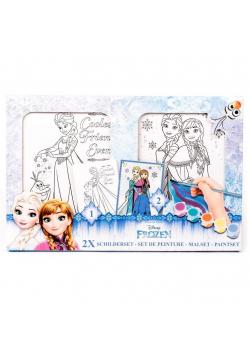 Kolorowanki w ramce - Frozen II