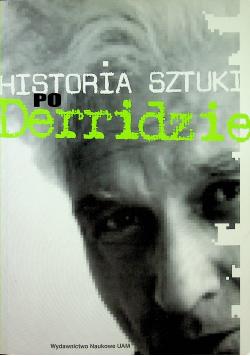 Historia sztuki po Derridzie
