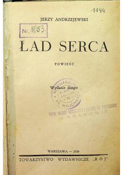 Ład serca 1939 r