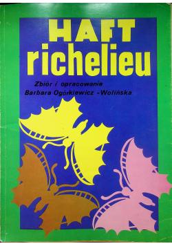 Haft richelieu