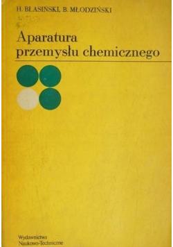 Aparatura przemysłu chemicznego