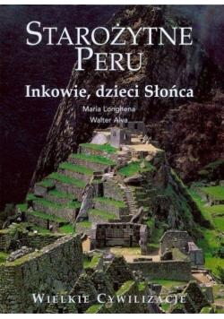 Starożytne Peru Inkowie dzieci Słońca