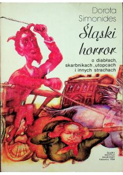 Śląski horror o diabłach skarbnikach utopcach i innych starchach