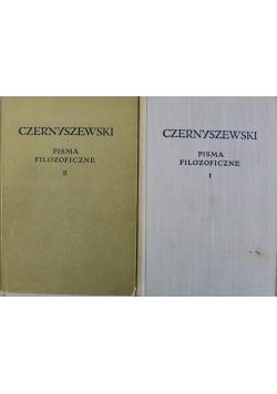 Pisma filozoficzne tom 1 i 2