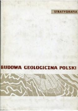 Budowa geologiczna Polski Tom I
