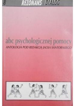 ABC psychologicznej pomocy