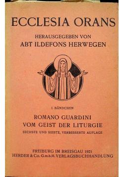 Ecclesia Orans 1921r.