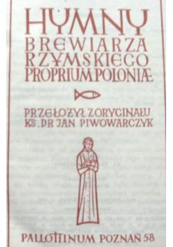 Hymny Brewiarzowe