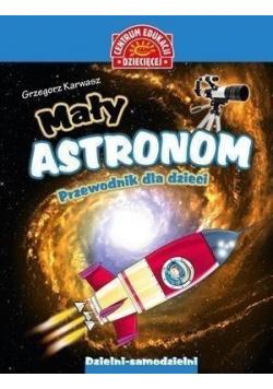 Mały astronom Przewodnik dla dzieci