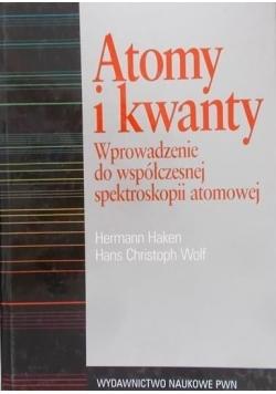 Atomy i kwanty Wprowadzenie do współczesnej spektroskopii atomowej