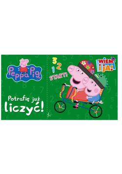 Peppa Pig. Wiem i ja! Potrafię już licz liczyć