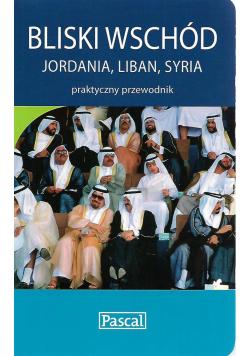 Bliski Wschód Jordania Liban Syria