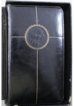 Liebfrauenschule  Lehr und Bebetbuch 1912 r.