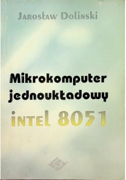Mikrokomputer jednoukładowy intel 8051