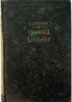 Śpiewnik Kościelny 1928 r.