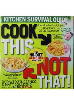 Cook this not that