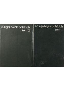 Księga bajek polskich Tom I i II
