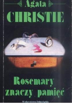 Rosemary znaczy pamiętać