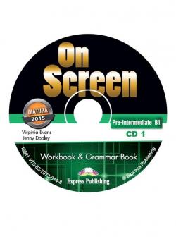 On Screen Pre-inter. Workbook & Grammar Audio CDs