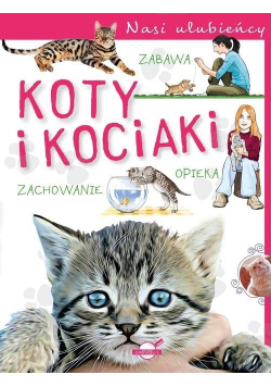 Nasi ulubieńcy. Koty i kociaki