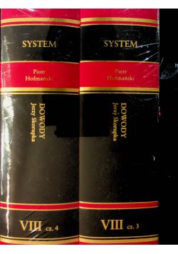 System Prawa Karnego Procesowego Tom 8 części 3 i 4