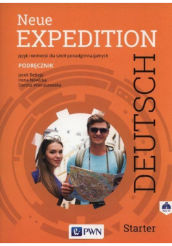 Expedition Deutsch Neue Starter Podręcznik + CD