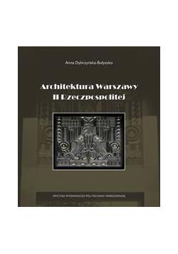 Architektura Warszawy II Rzeczpospolitej BR