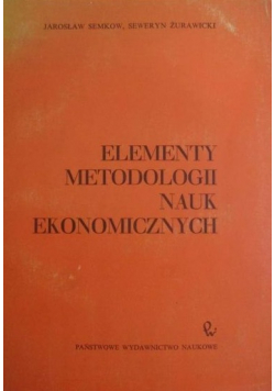 Elementy metodologii nauk ekonomicznych