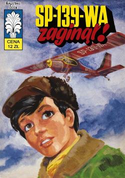 Kapitan Żbik SP-139-WA zaginął!