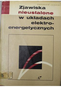 Zjawiska nieustalone w układach elekto energetycznych